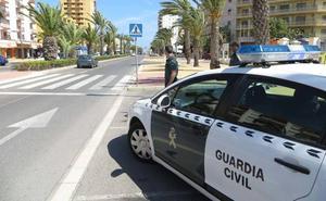 Los robos con fuerza en domicilios descendieron en Roquetas en 2018 un 45 por ciento