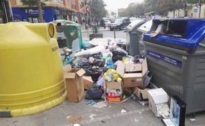 El PSOE sospecha del desfase de 2 millones en el contrato de basuras