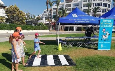 El RACE y la DGT eligen Roquetas para una campaña de educación vial