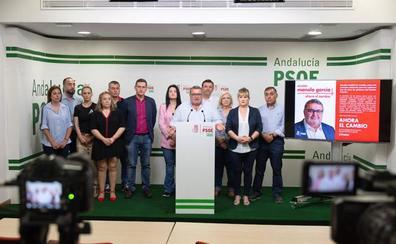 Manolo García: «el cambio que Roquetas de Mar necesita solo lo asegura un gobierno socialista»