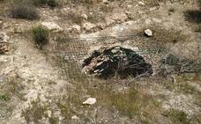 Denuncian ante la Guardia Civil la existencia de un pozo abierto y sin señalizar al norte de Aguadulce