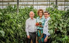 Dolors Montserrat conoció el sector agrícola de Almería que hace «marca España» por el mundo