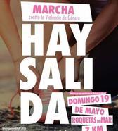 El CMIM organiza para este domingo su tercera Marcha de la Mujer con el lema '#HaySalida'