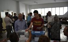 El PP ganó en todos los colegios en Roquetas con una fuerza incontestable