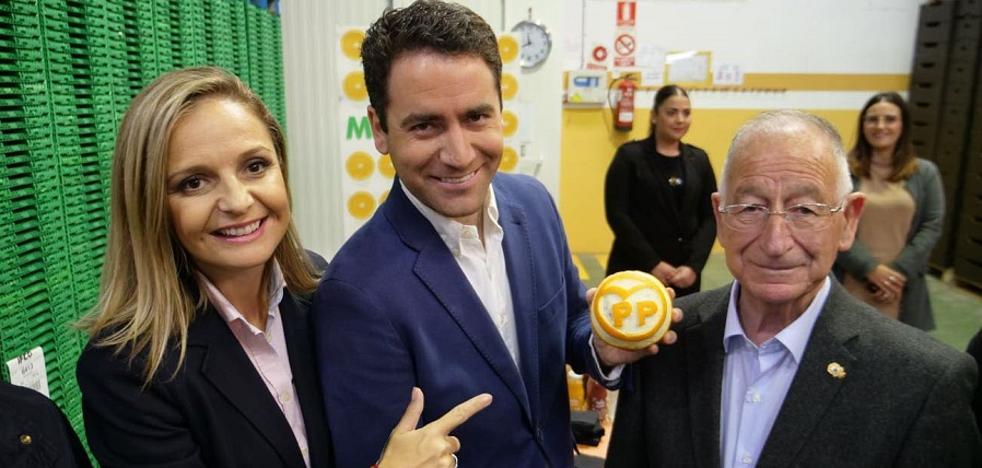 Amat negocia con Vox un gobierno en coalición para Roquetas