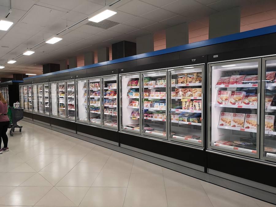Así es la nueva tienda eficiente de Mercadona en Roquetas