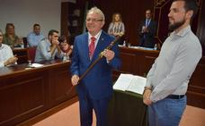 Bonilla asume su sexto mandato como alcalde de Vícar