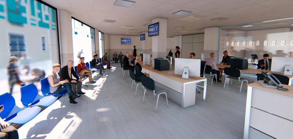 El Ayuntamiento vuelve a licitar la reforma de la futura oficina de atención ciudadana