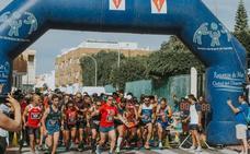 La carrera por el Asperger de Aguadulce contó con casi medio millar de corredores