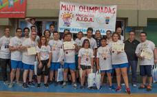 Las Mini-Olimpiadas de la asociación AIDA llegan a su duodécima edición