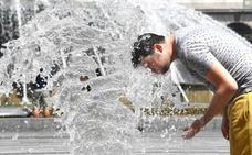 IU-TD-E reclama zonas de sombra y fuentes para atenuar los efectos del calor