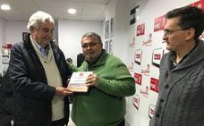 Homenaje en el PSOE al exalcalde José Góngora, fallecido el pasado mes de abril