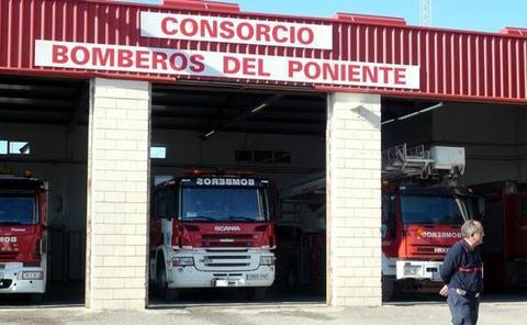 Muere al quedar atrapado por una puerta en una planta de áridos de la Mojonera (Almería)