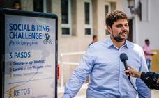 El Ayuntamiento reta a los roqueteros a usar la bicicleta a cambio de regalos
