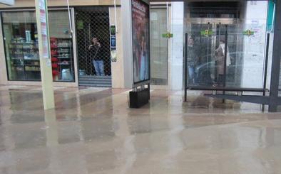 IU-TD-EQ reclama un «estudio detallado» sobre el riesgo de inundaciones en Roquetas