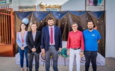 La Plaza de Toros se convierte este sábado en un centro espacial con Space Talks