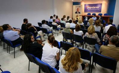 El PP critica el «año en blanco» para Roquetas del Gobierno de Pedro Sánchez