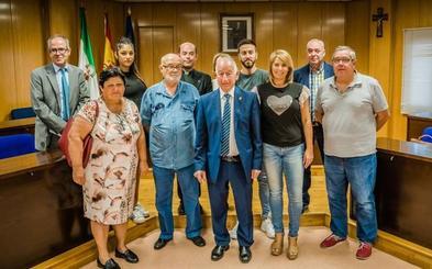 El Ayuntamiento de Roquetas firma convenios de colaboración con una treintena de asociaciones