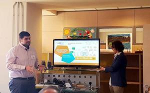 Roquetas presenta sus proyectos Smart en la localidad italiana de Messina