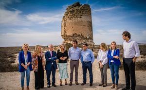 La Junta anuncia que se implicará en la restauración de la Torre de Cerrillos