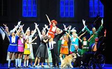'Annie' el musical de Broadway con más de un millón de espectadores, llega este sábado a Roquetas
