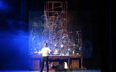 Llega a Roquetas este sábado el musical de Broadway 'Jekyll & Hyde'