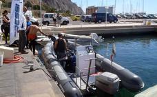 Los centros de buceo de la provincia implantan un protocolo ante la Covid-19
