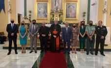 El cardenal Carlos Amigo presidió la Exaltación Mariana en honor a la Virgen del Rosario