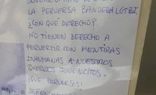 PSOE e IUTDEQ piden una declaración contra la homofobia y el PP dice que lo estudiará