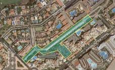 Amat proyecta un parking subterráneo de 620 plazas en Playa Serena