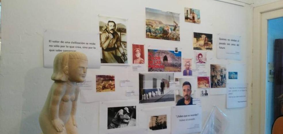 'Al calor de las piedras', un homenaje a los artesanos de la piedra de Cárcheles