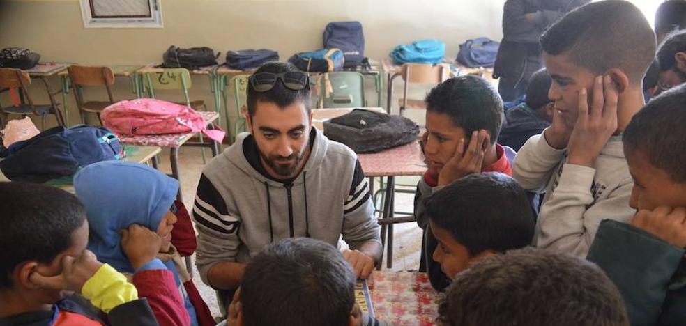 El equipo de 'Sahara Sensible' prepara el viaje a los campamentos de Tindouf