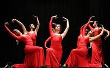 Festival de fin de curso de la Academia de Estudios Flamencos