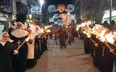 El Entierro de la Sardina puso fin al Carnaval ubetense