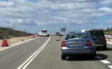 Fallece una mujer en una colisión frontal entre dos vehículos en Úbeda