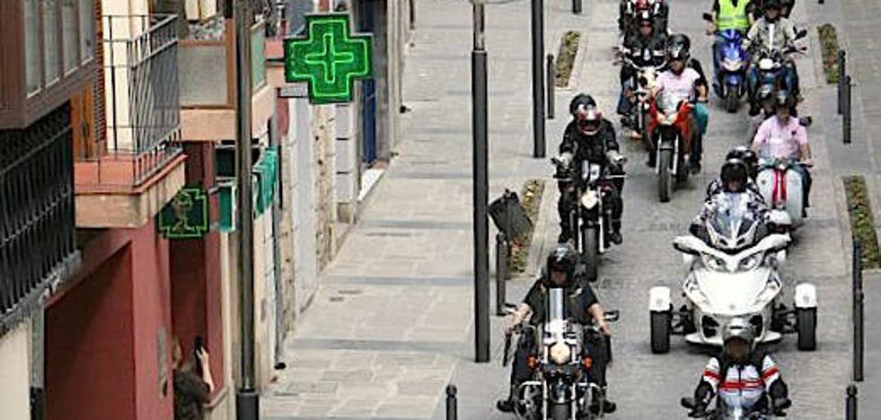 Nueva edición de la Reunión Motera del Renacimiento del Motoclub 12 Leones de Úbeda