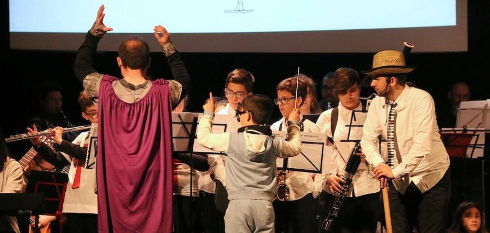 Conciertos didácticos del Conservatorio de Música para escolares de Úbeda