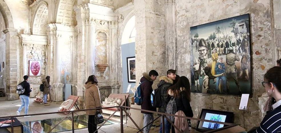 Las Escuelas de Arte de Andalucía intercambian experiencias en Úbeda