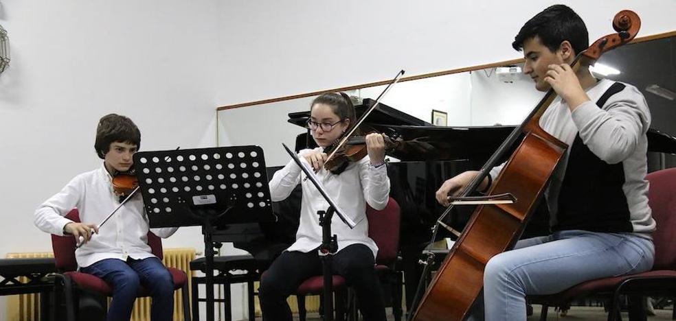 82 estudiantes participan en el Concurso de Jóvenes Intérpretes del Conservatorio de Úbeda