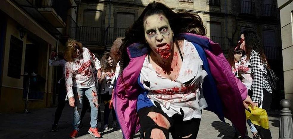 Buena participación en la cuarta edición de la Experiencia Zombie Úbeda