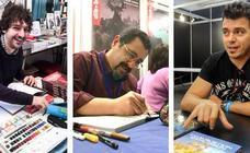 Cinco autores participarán en el Festival de Cómic Europeo de Úbeda