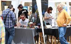 El Festival del Cómic Europeo 'Ciudad de Úbeda' sacó el género a la calle