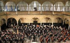 El concierto de la Orquesta Sinfónica y Coro de RTVE suspendido por la lluvia se celebrará el 5 de julio