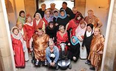 La Escuela Municipal de Teatro estrenó 'Lisístrata, la acabaguerras'