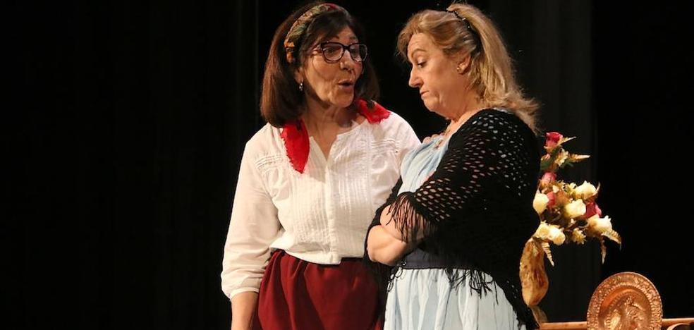 Amplio respaldo a la representación teatral a beneficio de la Asociación de Alzheimer
