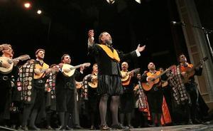 Económicas de Sevilla se alzó con el premio del Certamen Nacional de Tunas de Úbeda