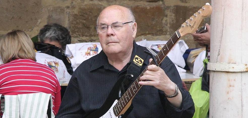 Falleció el veterano músico ubetense Agustín Martínez López