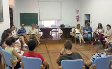 Primera reunión del Consejo Municipal de Participación de la Infancia y la Adolescencia de Úbeda
