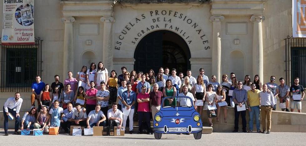 Prometedores proyectos empresariales ideados por alumnos de FP de Andalucía