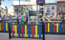 La plaza de Las Canteras luce un nuevo aspecto tras su remodelación